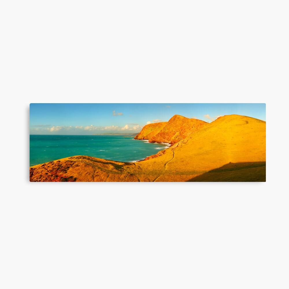 Second Valley, Fleurieu Peninsula, South Australia Canvas Print