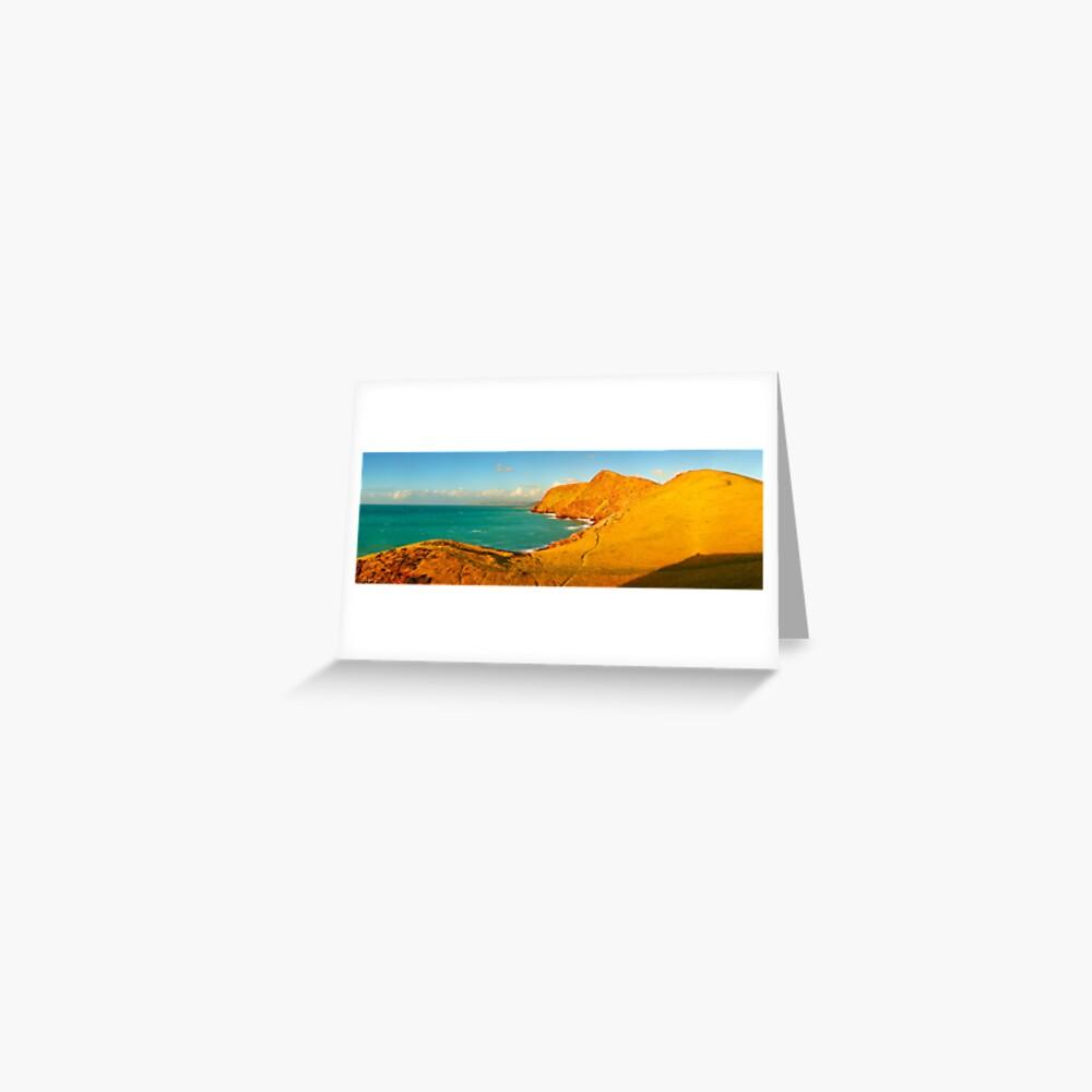 Second Valley, Fleurieu Peninsula, South Australia Greeting Card