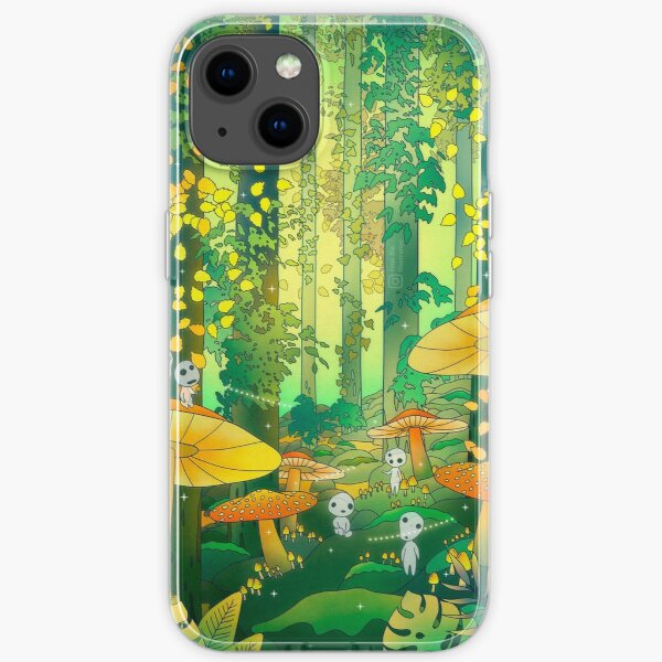 Enchanted iPhone Soft Case