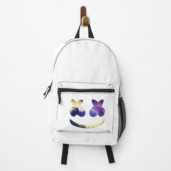 Marshmello galaxy Backpack