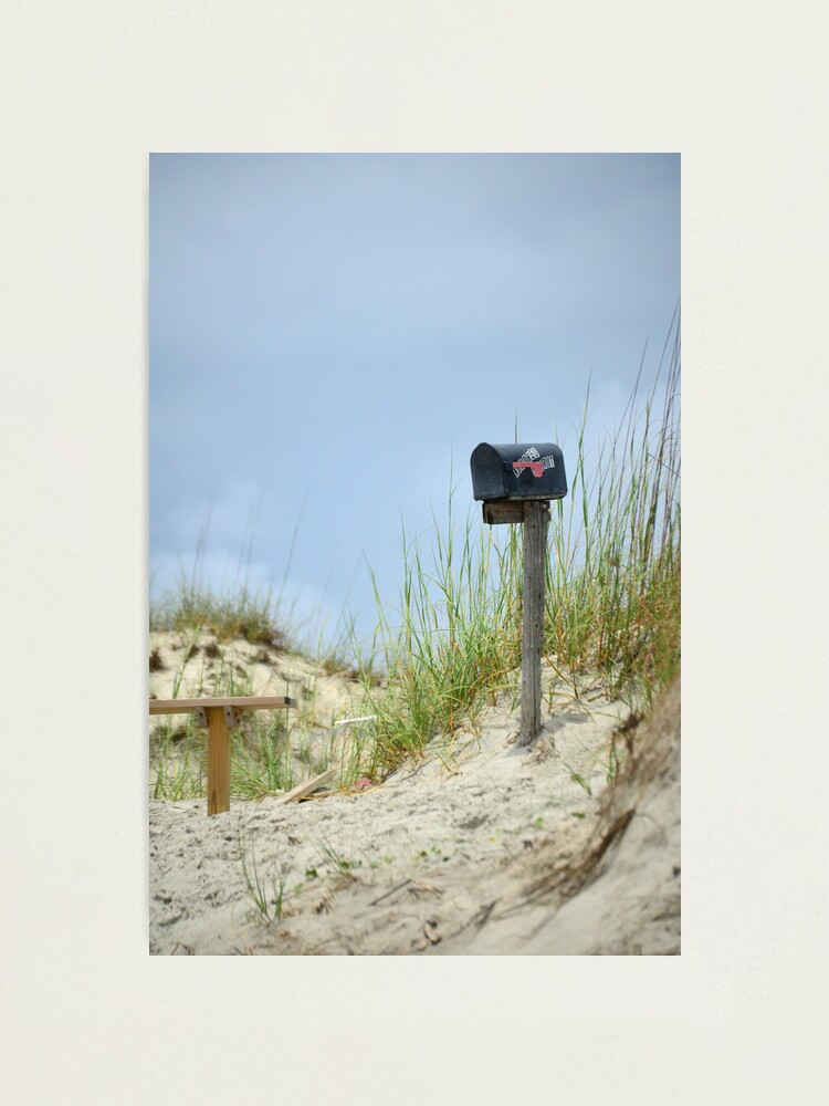Alternate view of Kindred Spirit mailbox Photographic Print