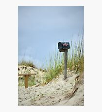 Kindred Spirit mailbox Photographic Print