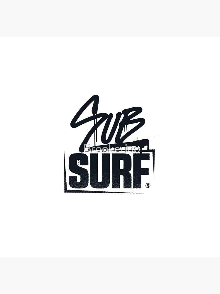 Sub Surf Logo - Sub way Surfers by Brookerino