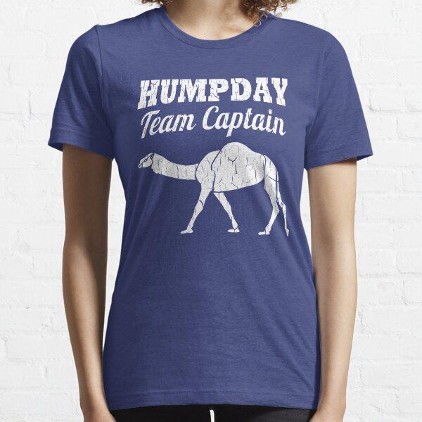 Vintage Hump Day Team Captain Essential T-Shirt