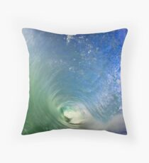 Coffs Reef Throw Pillow