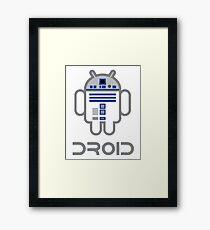 (An)Droid Framed Print