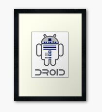 (An)Droid Framed Print