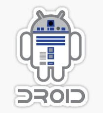 (An)Droid Sticker