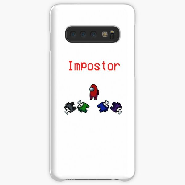 Among us - Impostor Samsung Galaxy Snap Case