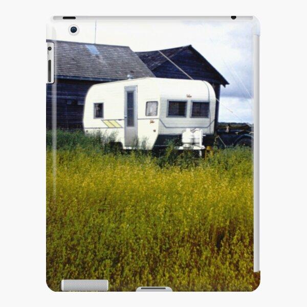 Vintage Travel iPad Snap Case