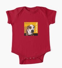 Polly the Wonder Dog One Piece - Short Sleeve