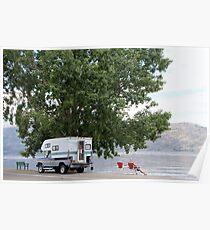 Okanagan Caravans Poster
