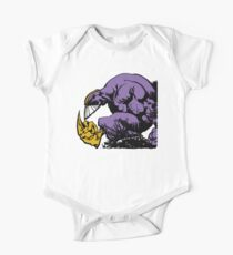 MAXX Baby Body Kurzarm