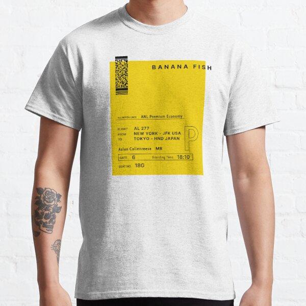 Banana Fish Classic T-Shirt