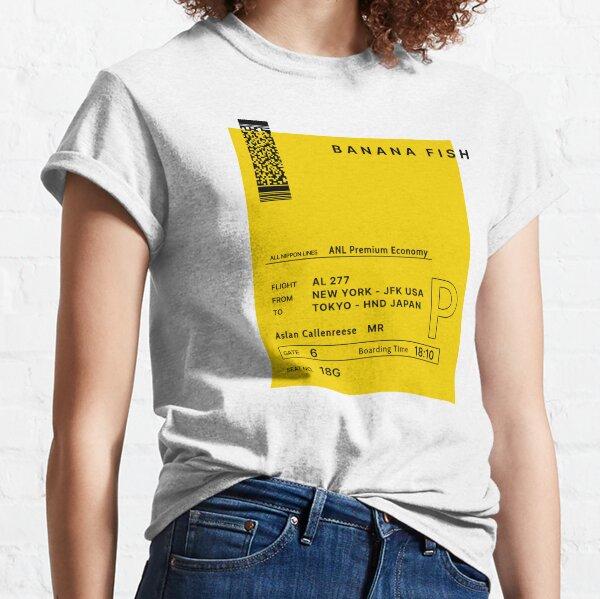 Poisson banane T-shirt classique