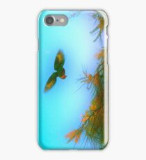 bird in flight iPhone Case/Skin