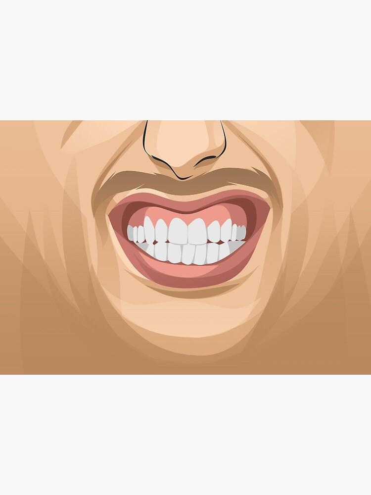 «Masque de sourire gagnant» par motoring197