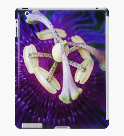 flor de la pasión iPad Case/Skin