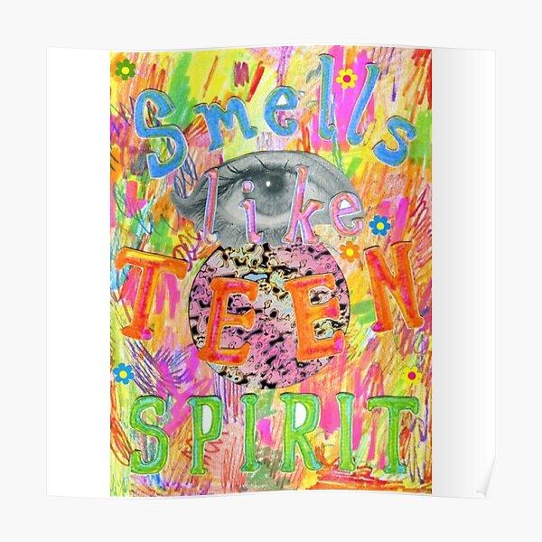 vibes esthétiques indie kid Poster