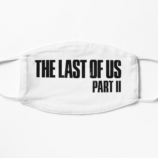 The Last Of Us Part 2 Flat Mask