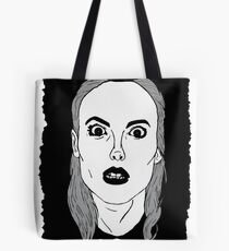 Britta sees everything Tote Bag