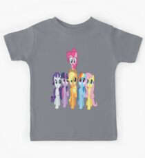 Pinkie and Friends Kids Tee
