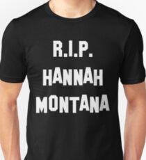MEIN RISS Hannah Montana Hemd! Unisex T-Shirt