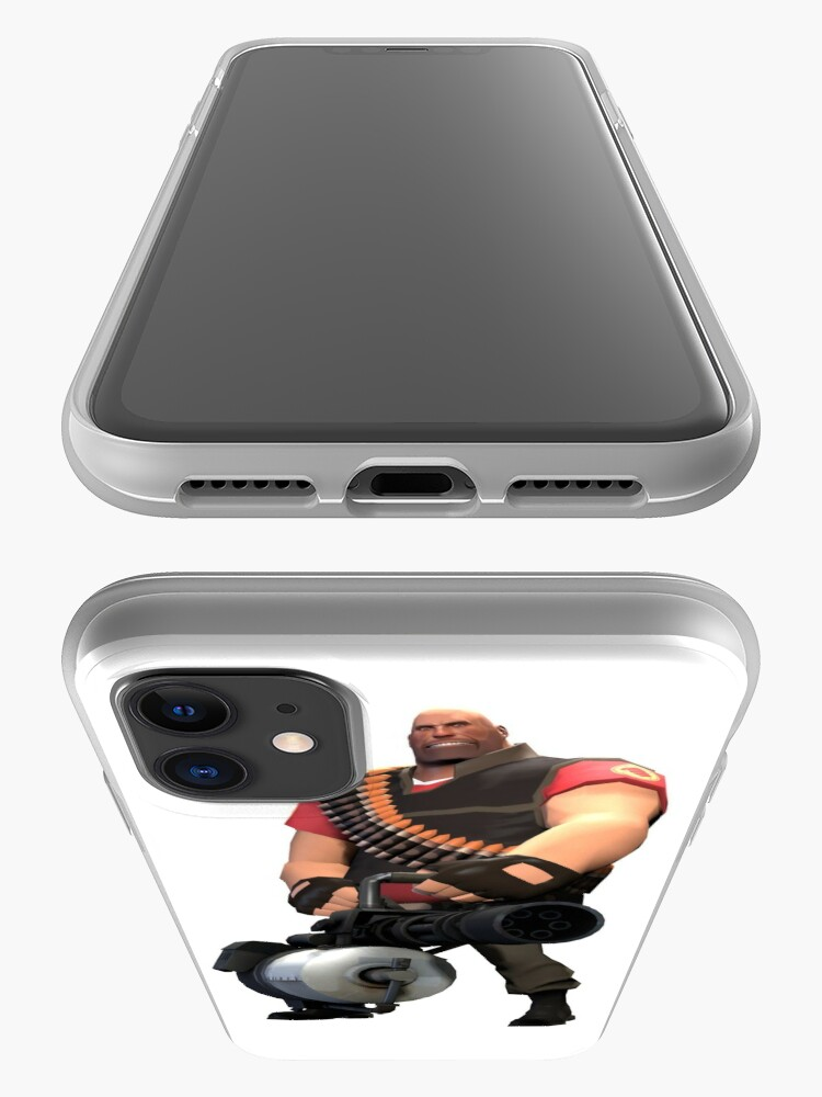 U0026quot Angry Heavy From Team Fortress 2 U0026quot  Iphone Case  U0026 Cover By