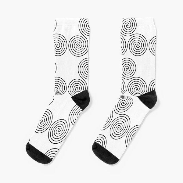 Triskelion Socks