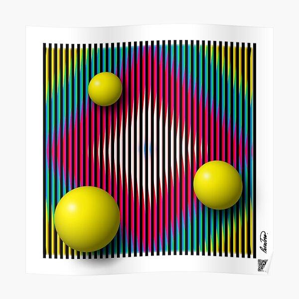 AR Bubbles Poster