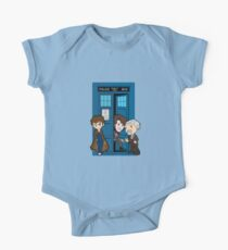 The Doctor's 50th Kids Clothes