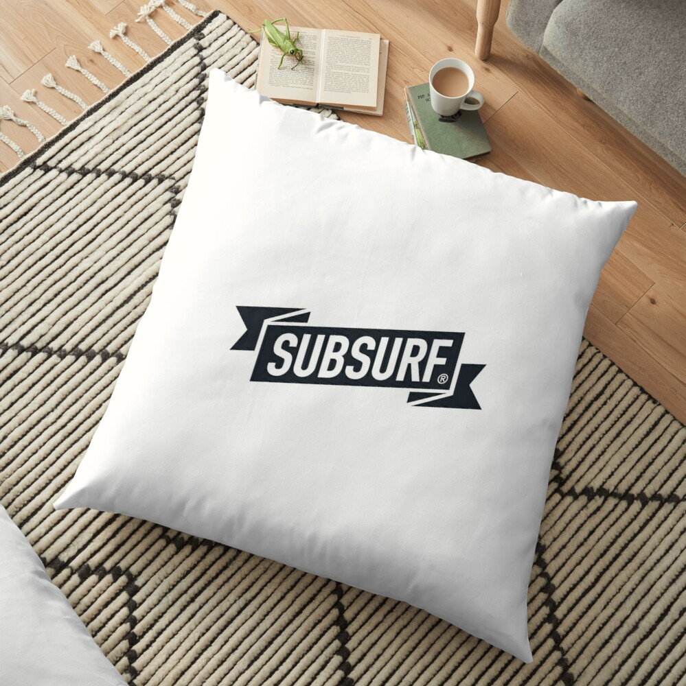 Subway Surfers - SubSurf Floor Pillow