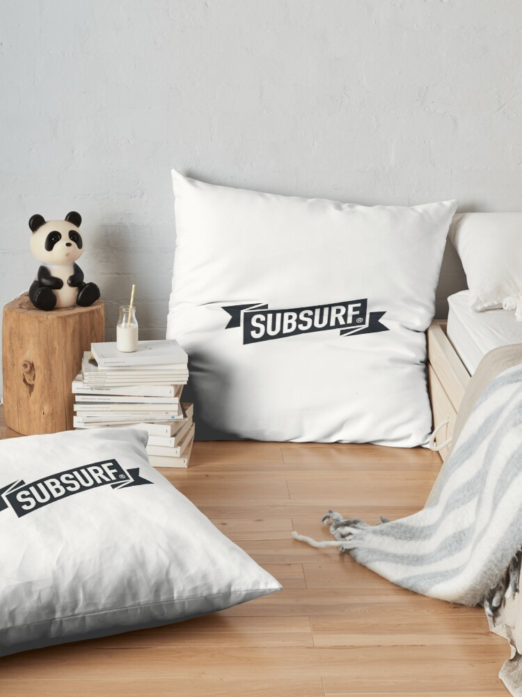 Alternate view of Subway Surfers - SubSurf Floor Pillow