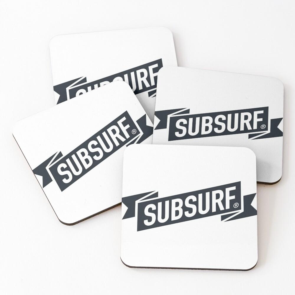 Subway Surfers - SubSurf Coasters (Set of 4)
