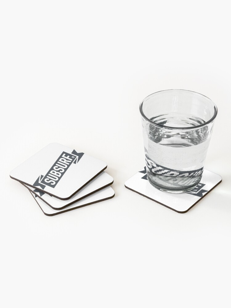 Alternate view of Subway Surfers - SubSurf Coasters (Set of 4)
