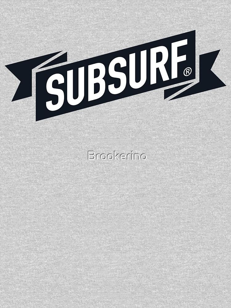 Subway Surfers - SubSurf by Brookerino