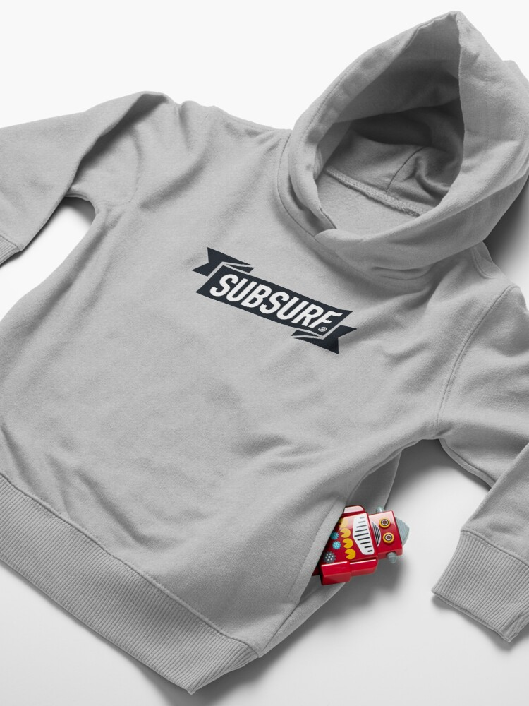 Alternate view of Subway Surfers - SubSurf Toddler Pullover Hoodie