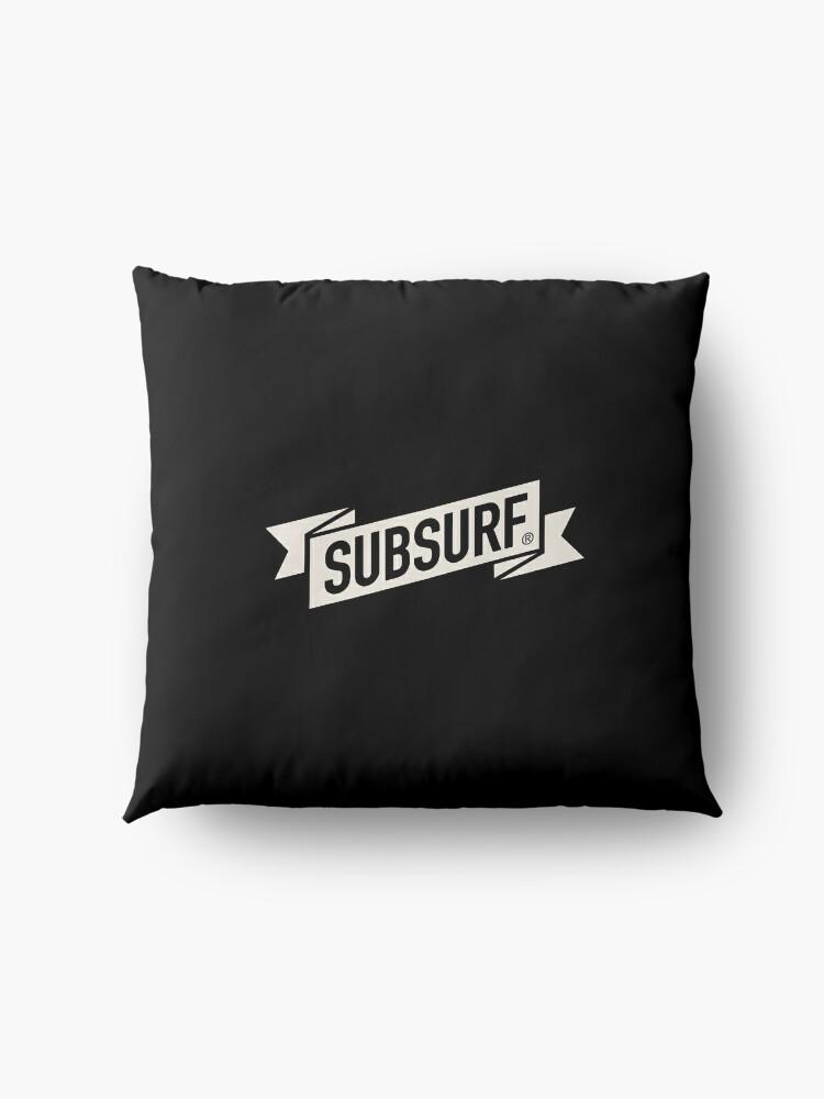 Alternate view of SubSurf Floor Pillow
