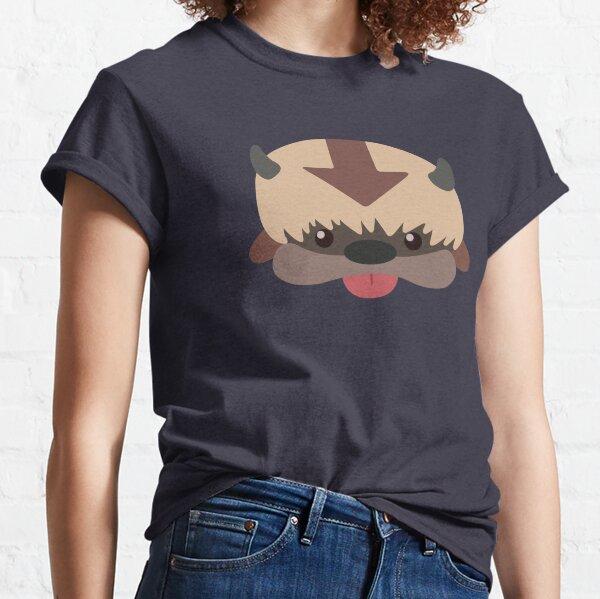 Appa - Cartoon (no outline) Classic T-Shirt