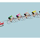 The Christmas Peloton by Velocast
