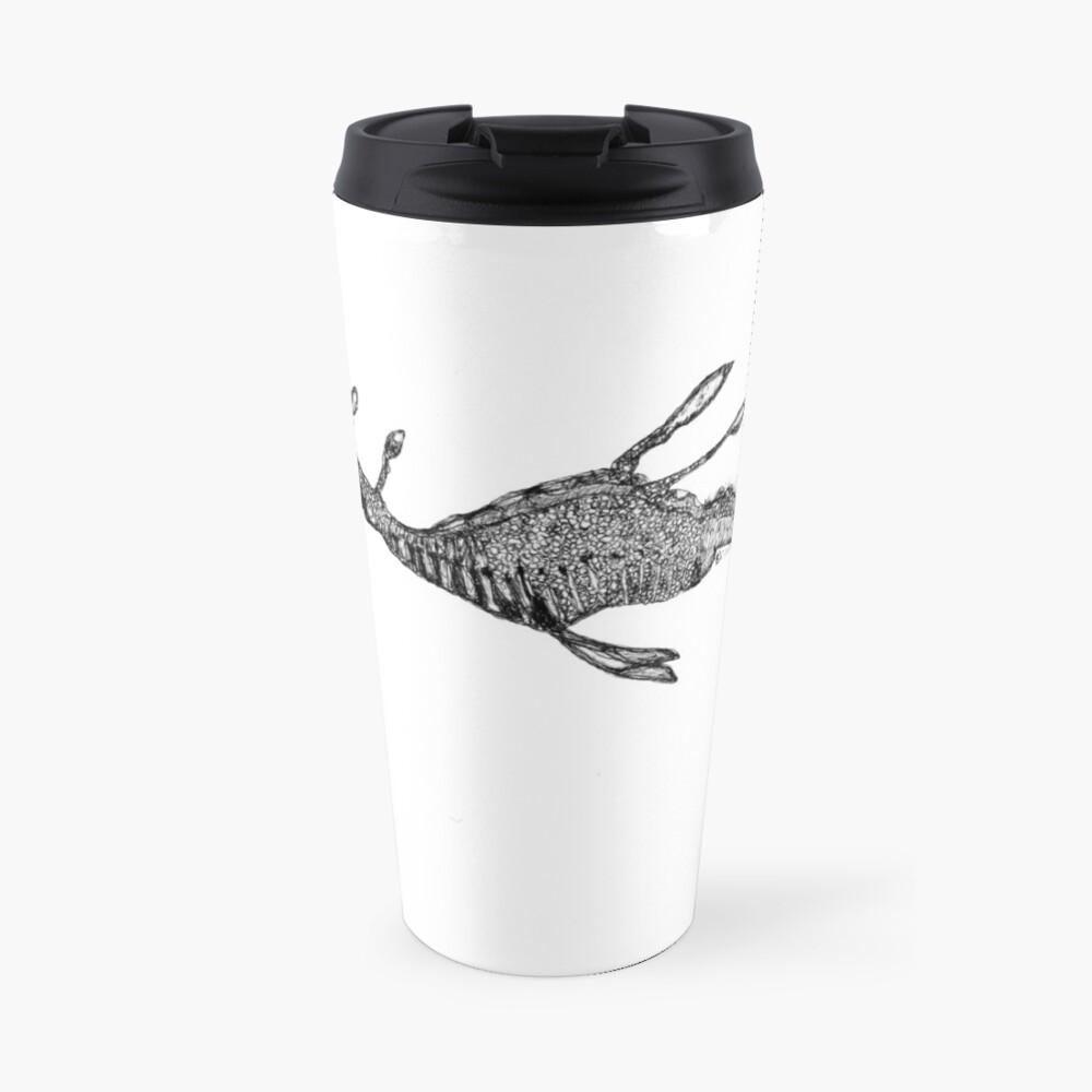 Jennifer the Weedy Sea Dragon Travel Mug