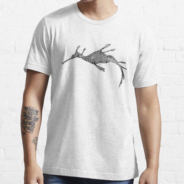Jennifer the Weedy Sea Dragon Essential T-Shirt