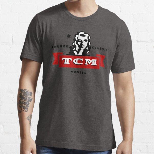 TURNER CLASSIC MOVIES 1F Essential T-Shirt