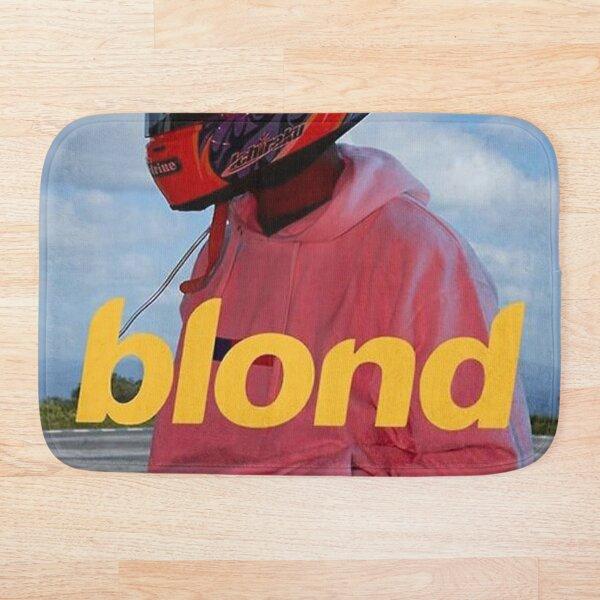 Frank Ocean Blond  Bath Mat