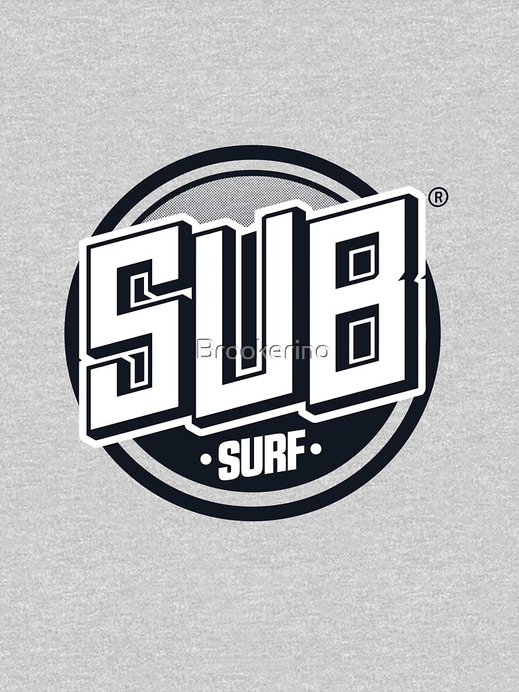 Sub Surf Logo - Subway Surfers by Brookerino