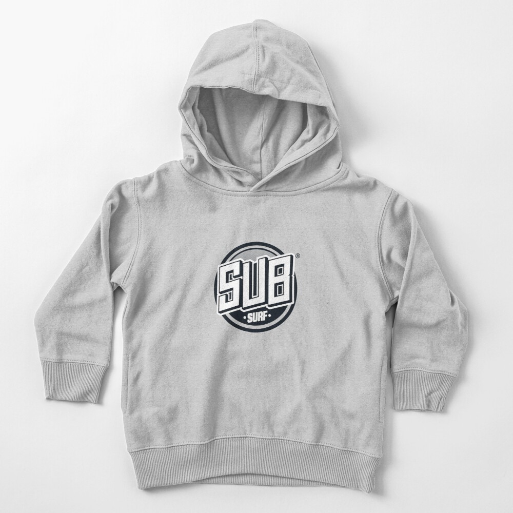 Sub Surf Logo - Subway Surfers Toddler Pullover Hoodie