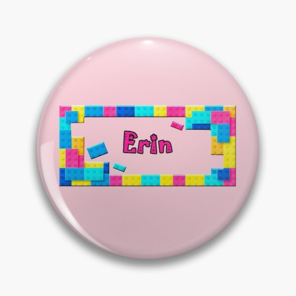 Toy Brick Frame Design For Erin Pin