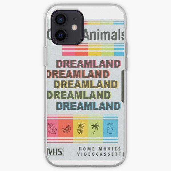 DREAMLAND Glass Animals Retro VHS - Light iPhone Soft Case