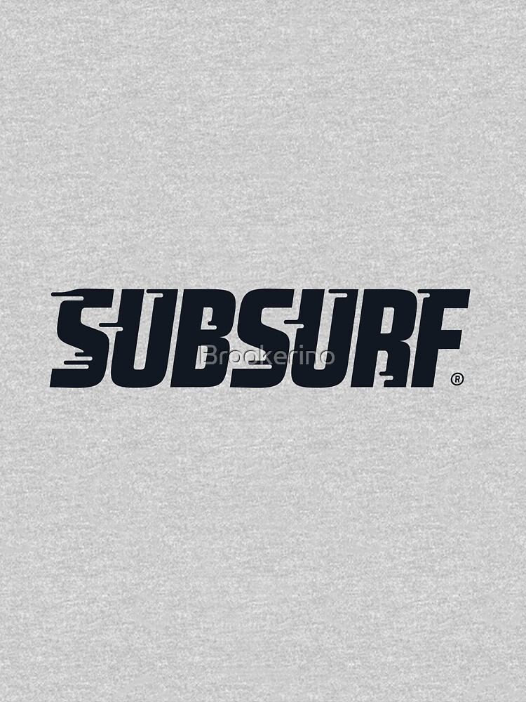 SubSurf Speed Logo by Brookerino