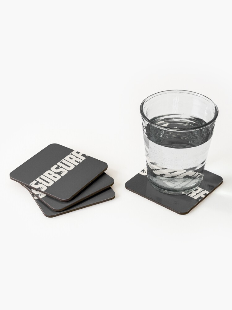 Alternate view of SubSurf - Subway Surfers Coasters (Set of 4)